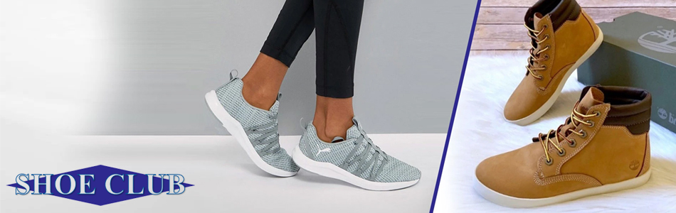 Give your personality a touch of cool sneakers.