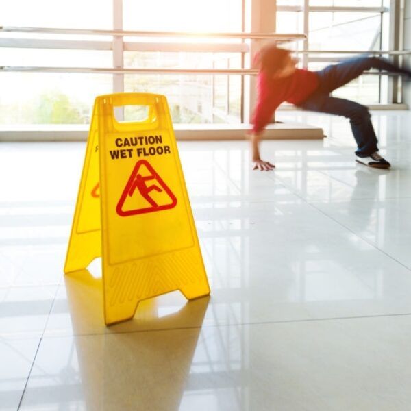 Who is Liable in a Slip and Fall Accident?