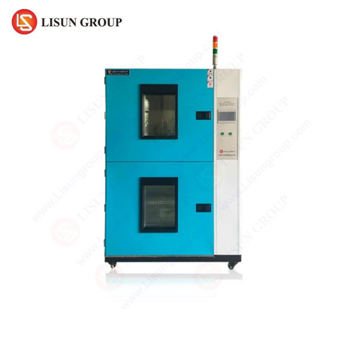 What is a thermal test chamber?