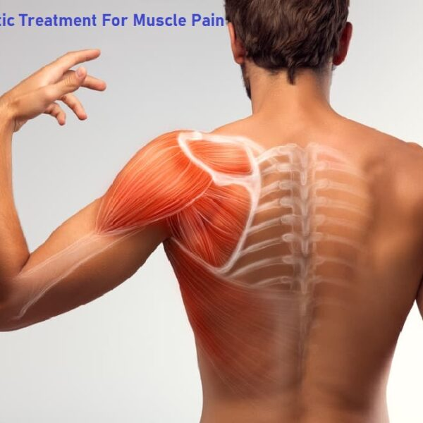 How chiropractic treatment improves muscle pain